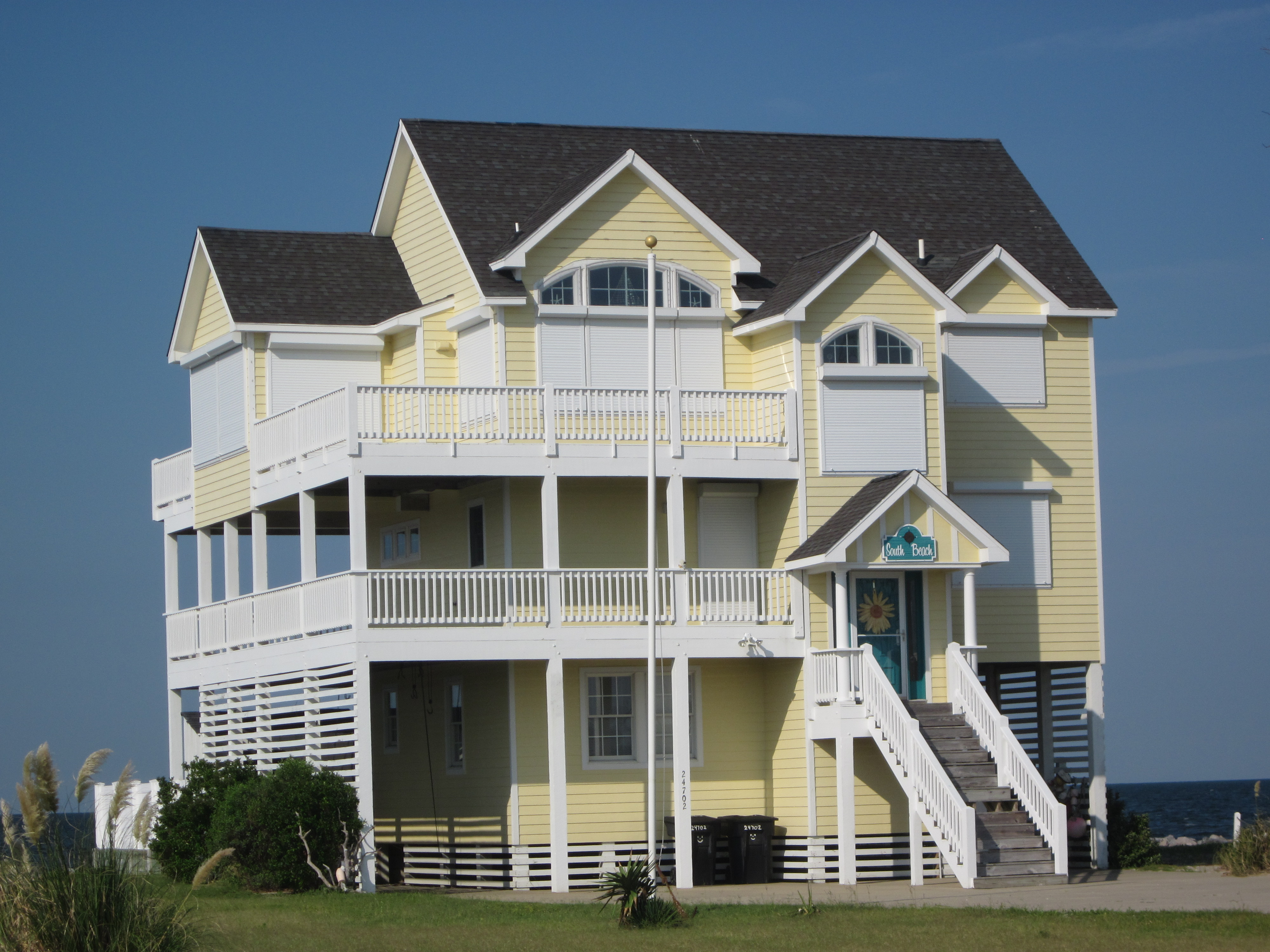 property bacchus redawning cottages rental vacation in nags ii head