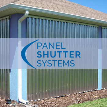 Panel Shutter Systems