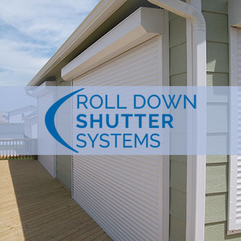 Roll Down Shutter Systems